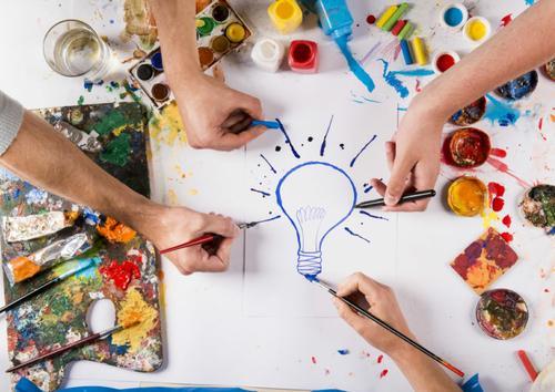 creatividad en vp