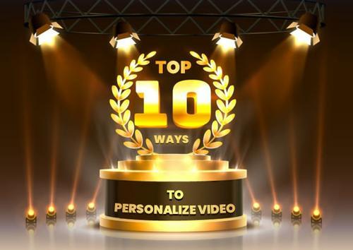 IMATGE  Recomendaciones para la personalización de la comunicación en vídeo