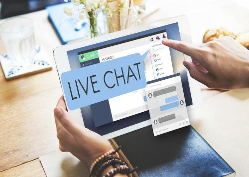 Live Chat - post oct 2021